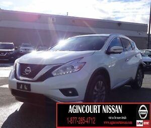 2016 Nissan Murano SL AWD|NAVI|LEATHER|BLIND SPOT|360 CAMERA|