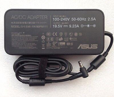 @Original OEM 180W 19.5V Slim AC Adapter for ASUS ROG G750JM-DS71 Gaming Laptop