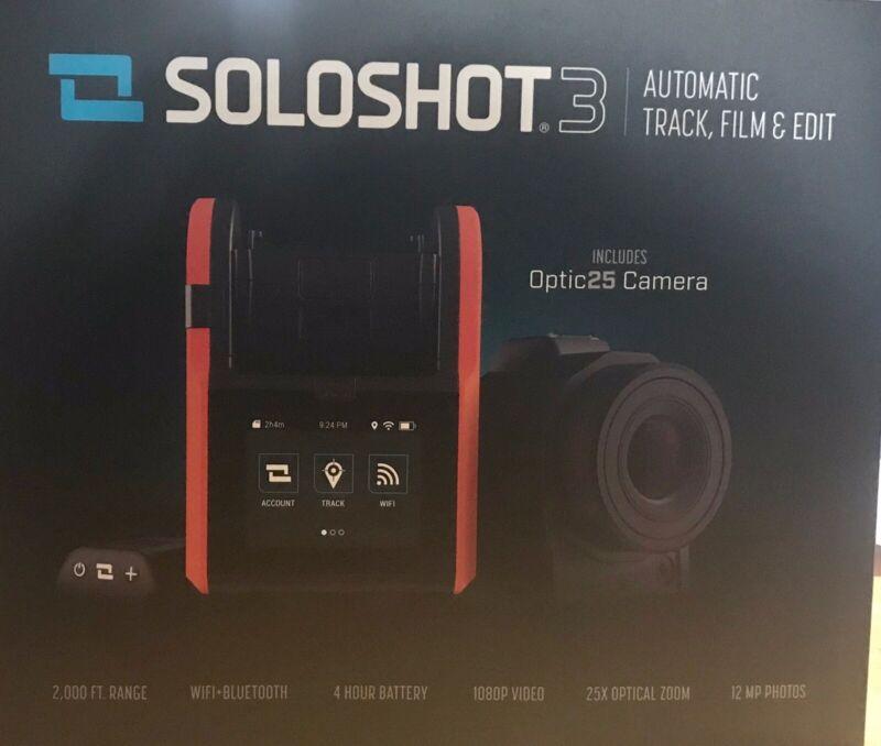 SoloShot 3 Auto Tracking w/ Optic25 Camera - Open Box, Never Used
