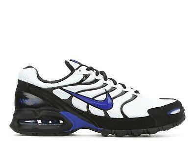NEW NIB Men's Nike Air Max Torch 4 IV Shoes Invigor Reax White Royal CW7026 100
