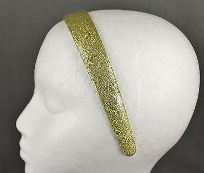 Gold glitter faux leather sparkly 1