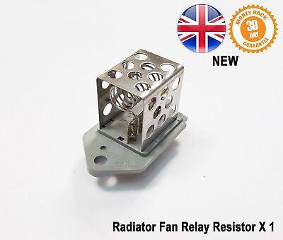 Citroen Berlingo 96-12 Radiator Fan Resistor Motor Relay Switch 1267A9 New X 1