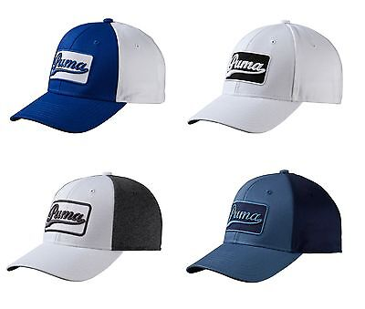 Greenskeeper Golf - PUMA Golf Greenskeeper Adjustable Golf Hat Cap OSFM