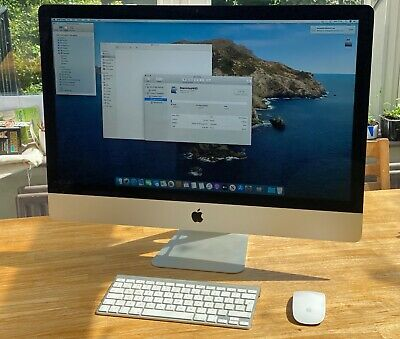 "Apple iMac 27"" late 2013, 3.5Ghz i7 processor, 24Gb RAM, 1.12Tb SSD"