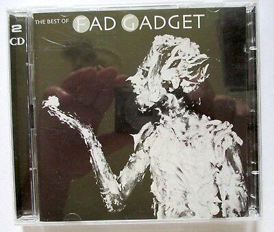 Fad Gadget - The Best Of - 2001 EU Import 2xCD - Mute Records - CDMUTEL7 -