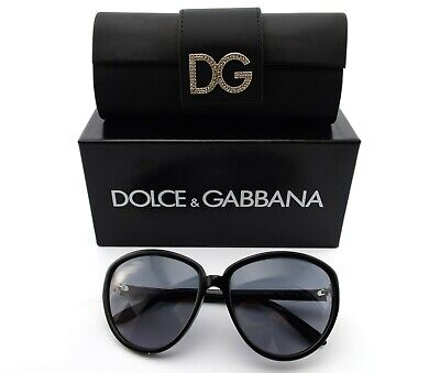 Tom Ford Sunglasses Margreth TF203 01A 59 16 135 Black Fancy c2011 + D&g Case