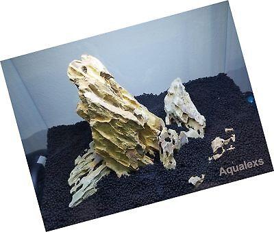 Aquarium Ohko Dragon Stone Rock Mixed Sizes 5 Lbs NO SALES TAX NEW