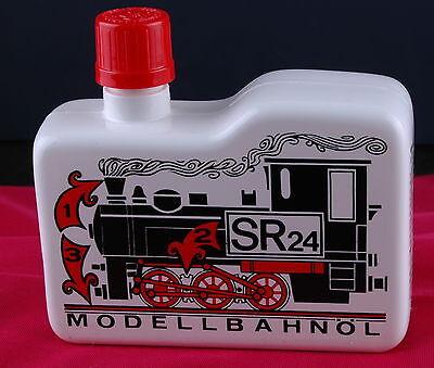"""(100ml = EUR 3,09) SR 24  Modellbahn- Dampf- und Reinigungsöl   225ccm  """"NEU"""""""