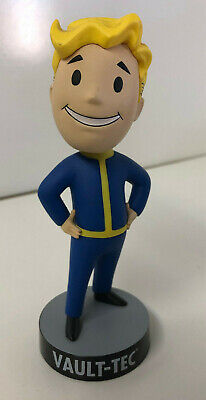 Fallout 4 VAULT-TECH Boy 111 Bobblehead