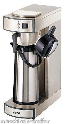 Kaffeemaschine SAROMICA THERMO 24 Edelstahl 2,2Liter
