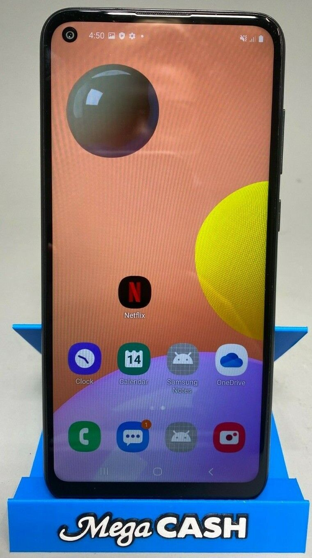 Android Phone - SAMSUNG GALAXY A11 - 32GB - SM-A115F - BLACK