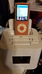 Audiovox (Venturer) CR8030iE5 Dual Alarm Clock, Radio and Dock for iPod/iPhone