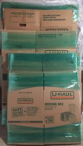 UHaul boxes for sale-Great price