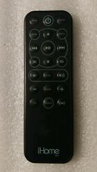 iHome IRZ1 Rz1 Original Alarm Clock iPod Dock Remote Control For IP49, IP90