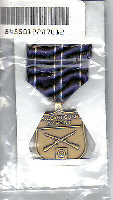 U.S. Coast Guard Expert Rifle Shot Medal