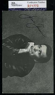 James Garner Jsa Certified Hand Signed Photograph Authenticated Autograph