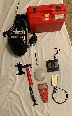 Leica Gps System 500. In Great Condition. Used.