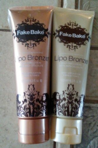 Fake Bake Lipo Bronze, 4.5-Ounce