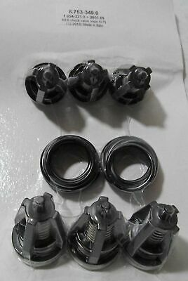 New Karcher 8.753-349.0 Pump Valve Kit Hotsylandalegacy Pressure Washer Pumps