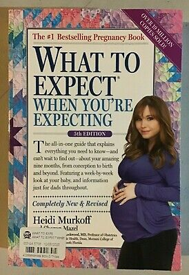 What to Expect When You're Expecting by Heidi Murkoff - Paperback - NEW