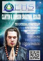 Hypnotherapy and Spiritual Healing!