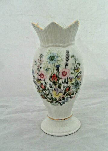 Aynsley Wild Tudor Floral Vase