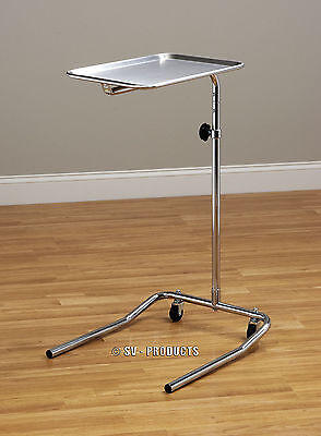 Stainless Tray Mayo Instrument Stand - 221