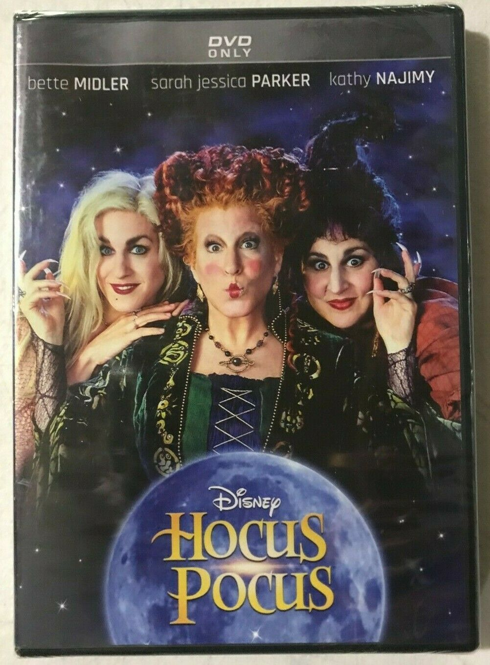 Hocus Pocus (DVD) New Sealed ??