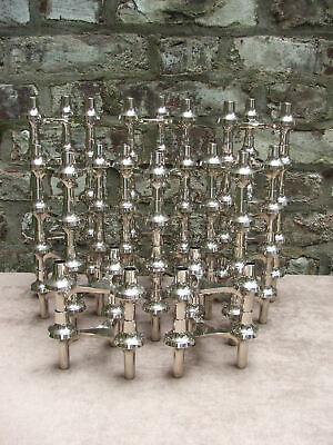 vintage Mid-Century atomic NAGEL candlestick candle holder Nagel Quist era  Ξ