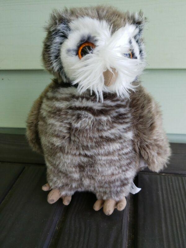 "9"" Wizarding World Harry Potter Pigwidgeon Plush Owl Stuffed Plush Universal"
