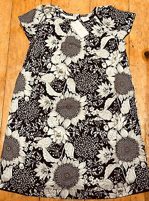 NWT Baby Gap Girl's Dress Sunflower  Flowers    you pick size