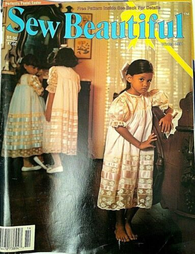 Sew Beautiful Winter 1991