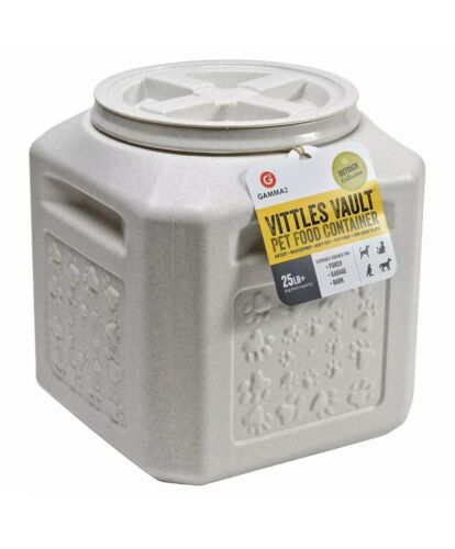 Airtight Pet Food Storage Container Vittles Vault Outback 25 lb New