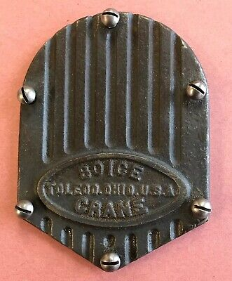 Boice Crane 9in Oscillating Spindle Sander Front Gear Cover Plate