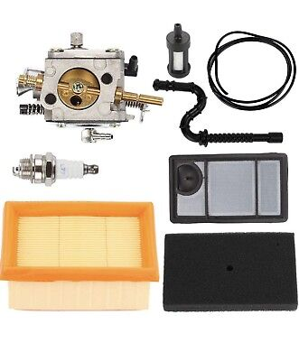Carburetor For Stihl Ts400 Cut-off Saw 4223 120 0652 Pre Inner Air Filter Combo
