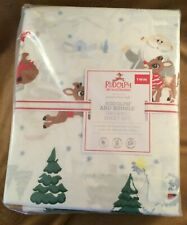 Pottery Barn Kids Rudolph Red Nosed Reindeer Amp Bumble Twin