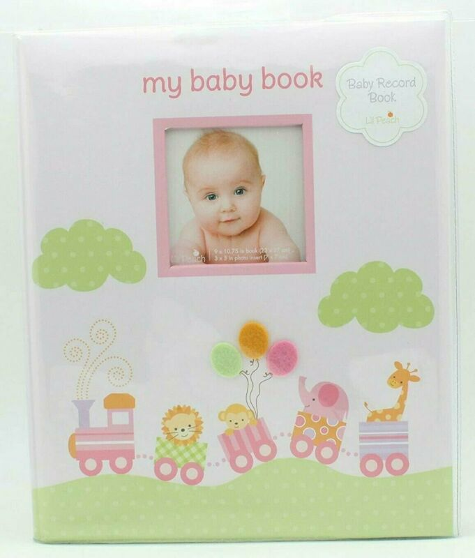 My Baby Book by L