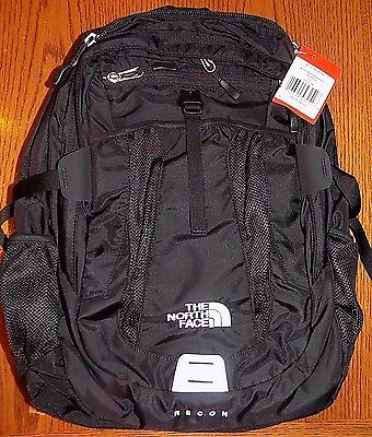 NWT The North Face Men's  Recon Laptop Backpack Book Bag 15