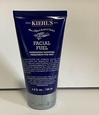 Kiehl's Facial Fuel Energizing Moisture 4.2oz/125ml New & Sealed