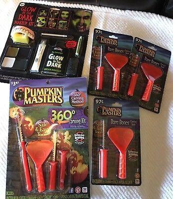 Halloween Accessories Makeup Kits, Pumpkin Carving Kit, Decorating, Decor & More](Pumpkin Halloween Costume Makeup)