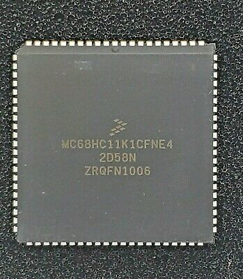 Mc68hc11k1cfne4 8-bit Microcontroller 68hc11