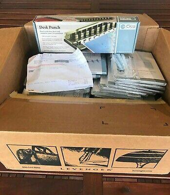 37 New Levenger Letter Size Circa Starter Kit Ads6370 Circa Desk Punch