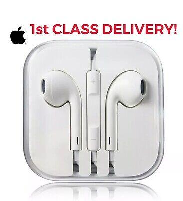 New Headphones Earphones Earpods For Apple With Mic for iPhone 5 5s 6 6s ipad