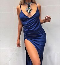 Navy blue dress Chester Hill Bankstown Area Preview