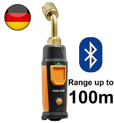 New 2nd Gen Testo 549i - High-pressure Gauge 0560 2549 02 Made In Germany