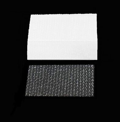 50 Sheets Bubble Wrap Sealed Air Small Item Shipping Packing Moving 6 X 11 New