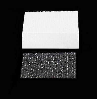 25 Sheets Bubble Wrap Sealed Air Make Mailing Shipping Envelopes Small Items New