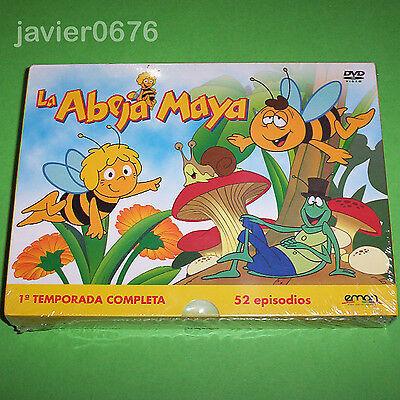 LA ABEJA MAYA SERIE TV EN DVD PACK NUEVO Y PRECINTADO