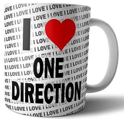 ion Tee - Kaffee - Becher - Tasse Geburtstag - Weihnachten - (One Direction Tassen)