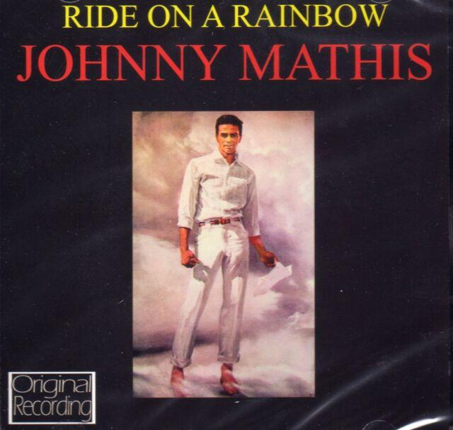 CD NEU/OVP - Johnny Mathis - Ride On A Rainbow